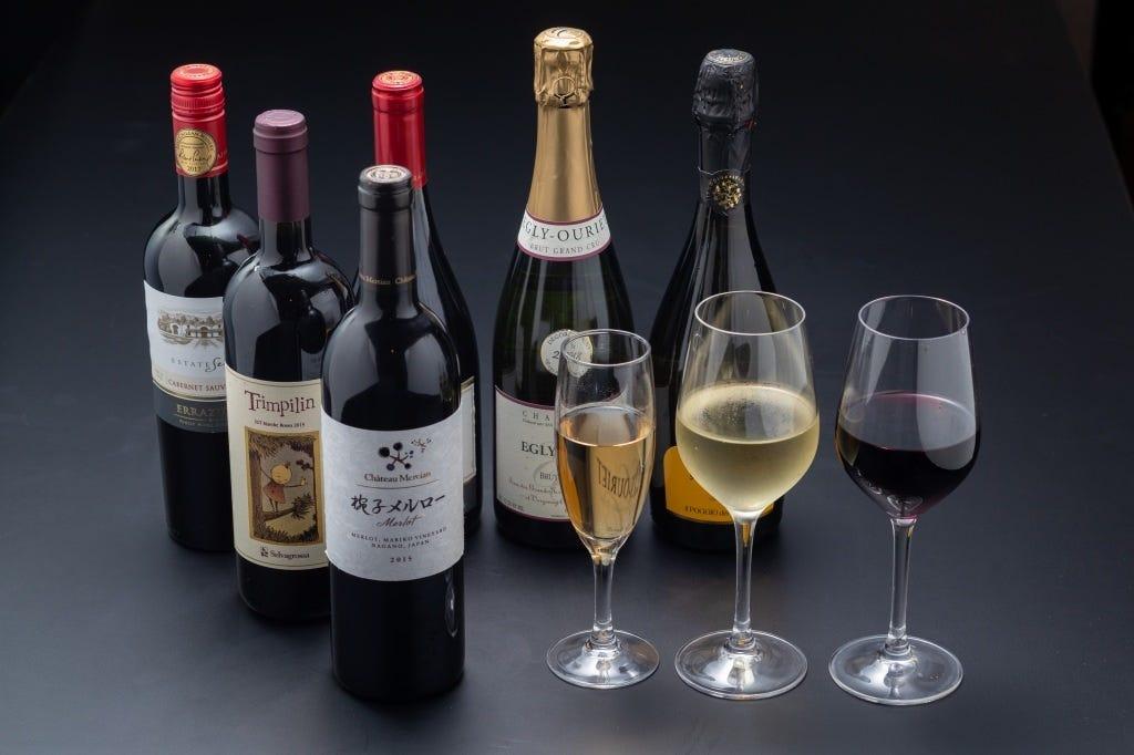 ワインへのこだわり