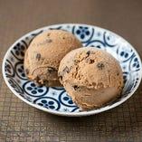 チョコクッキーアイス