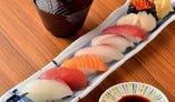 お任せ寿司ランチ