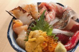 さつき丸自慢の海鮮丼が毎日食べられる!