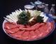 松阪牛料理と言えば鋤焼(すき焼) ※写真はイメージです。