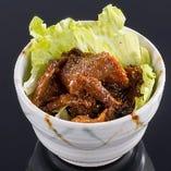 松阪牛すじ煮(単品)