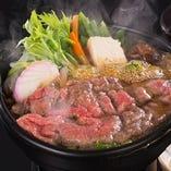 松阪牛 まるよし鍋