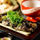 ◆こだわりの食材◆ 料理長おすすめの創作和食料理の数々に舌鼓