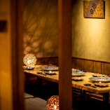 ◆幻想的完全個室席◆ プライベート感あふれる空間を!!