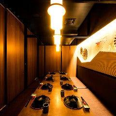 名古屋コーチン專門 個室居酒屋 鳥銀邸 はなれ