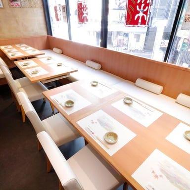 神田 江戸ッ子寿司 南口店 彩 店内の画像