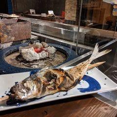 炉端と焼鳥 炉ばたのてんがらもん 町田中町店