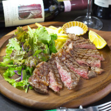 Grape Beef sirloin Bistecca