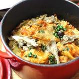 ティエッラ。イタリア版炊き込みご飯は絶品!