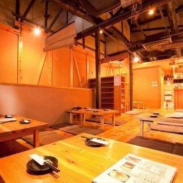 名古屋駅 古民家居酒屋 銑(ずく)  店内の画像