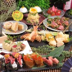 肉とか魚とか串天ぷら酒場レレレ