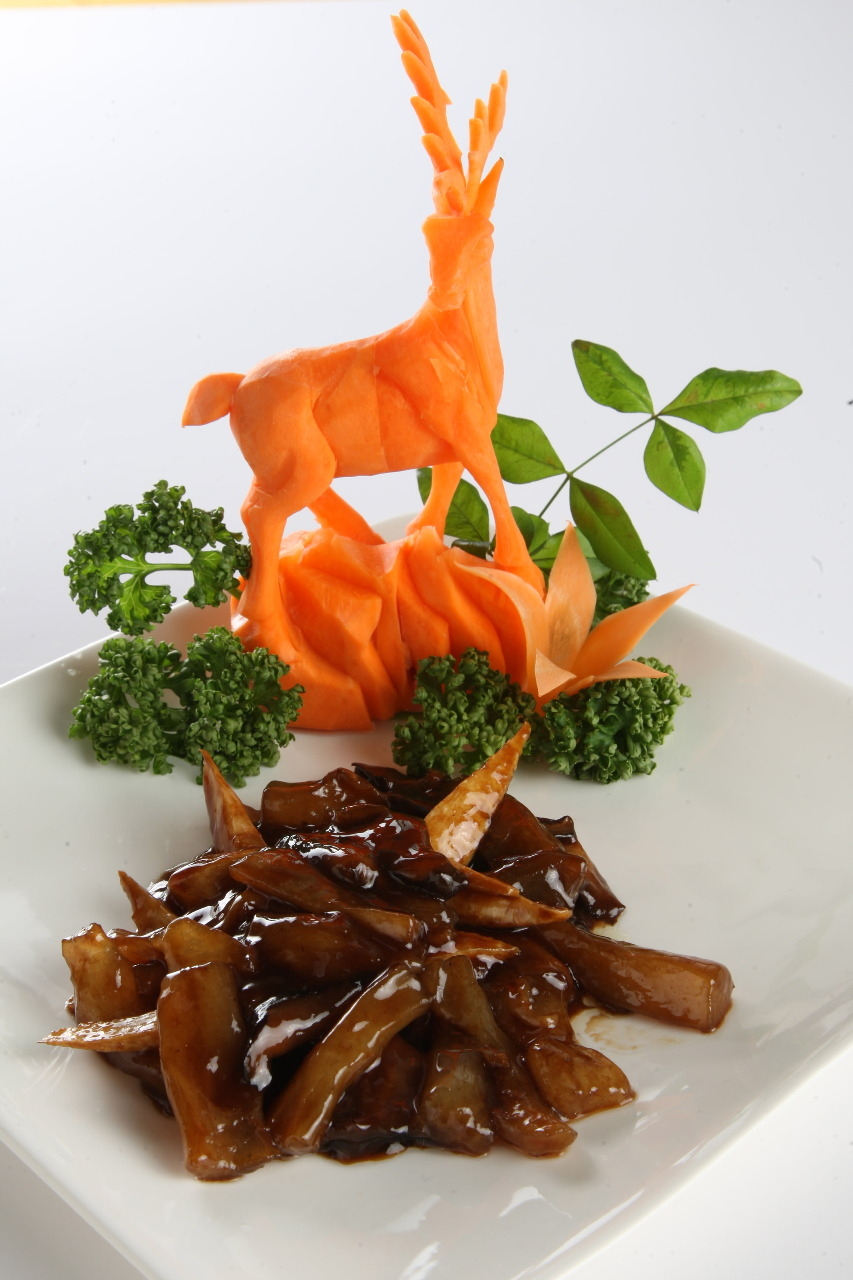 特級中国調理師の技