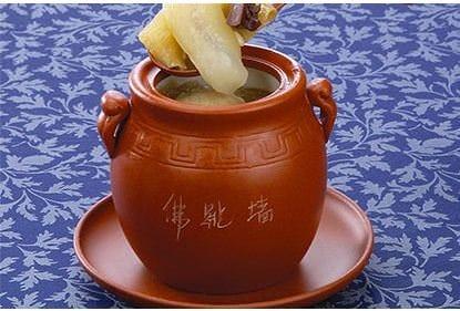 山海珍味入り特製スープ