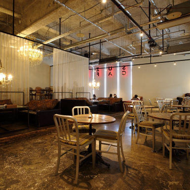 SUZU CAFE ‐hiroshima‐ 店内の画像