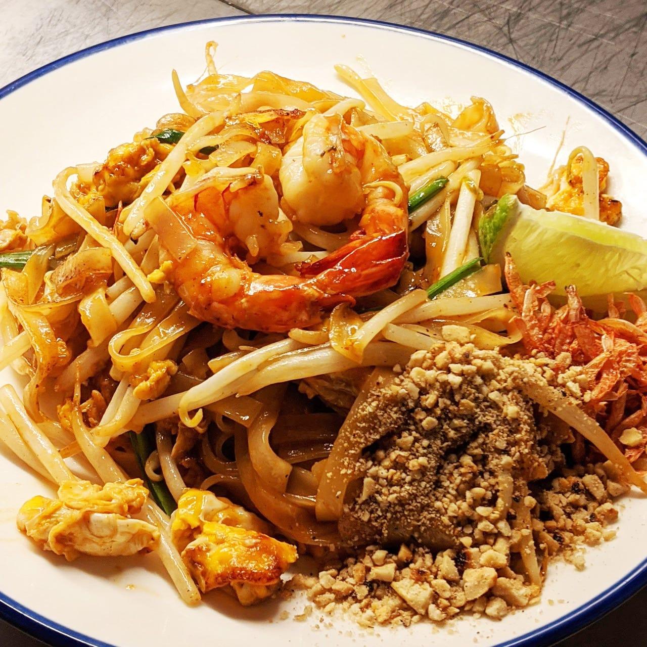 タイ直輸入の食材を活かして