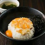 カニ味噌ビビンバ