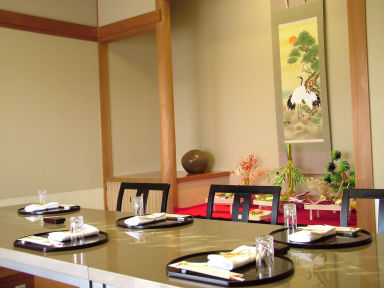 日本料理 つのくに 都ホテル 尼崎 こだわりの画像