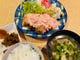 宮崎名物  チキン南蛮定食 ランチで