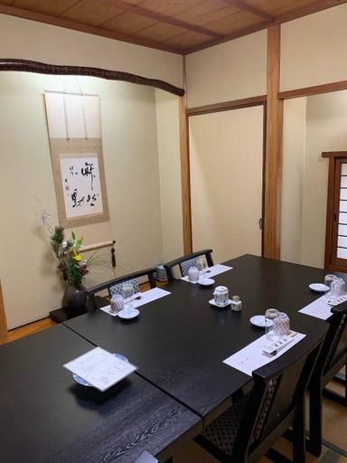 寿司・割烹 健寿司  店内の画像