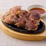 豚肉と生姜の焼ギョーザ(マンドゥ)