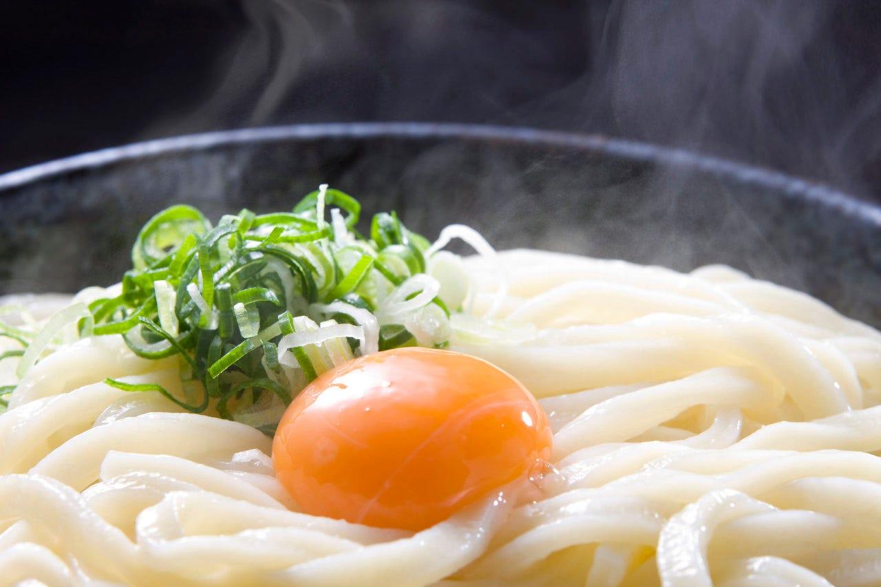 本場直送麺の北海道産小麦100%の