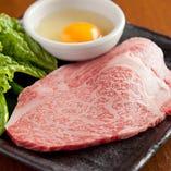 リブロース厚切り お肉のうま味が凝縮!