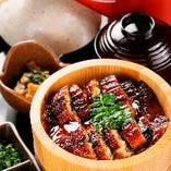 大人気の鰻のひつまぶしは3つの食べ方でお楽しみいただけます!