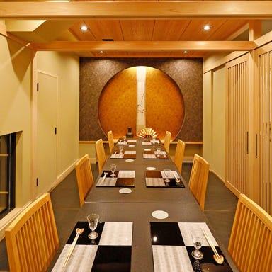 京料理 加茂川  店内の画像