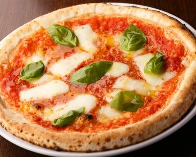 Pizza&Wine TARTARUGA  こだわりの画像