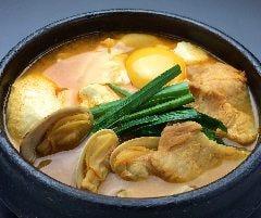 スンドゥブチゲ ~韓式湯豆腐~