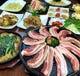 飲み放題付『韓の舌コース』選べるメイン料理(サムギョプサル)