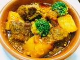 仔羊と野菜のナヴァラン煮込み