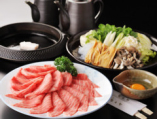 「佐五郎」でしか味わえない味! すき焼きはおすすめです!