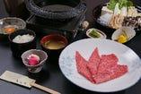 赤身肉すき焼きセット