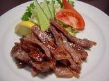 豚みそ漬定食(庄内産豚肉使用)
