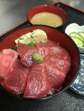 【ランチ限定】本マグロ丼 1,000円