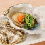 広島産 焼き牡蠣