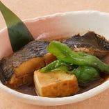 北海道産 宗八カレイの煮つけ