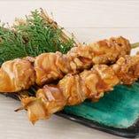 ○ジャンボ焼鳥串(2本)