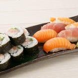 ○寿司盛合せ