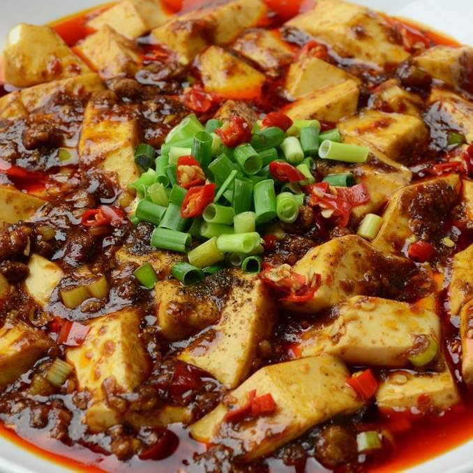 四五六史上最高に辛い麻婆豆腐