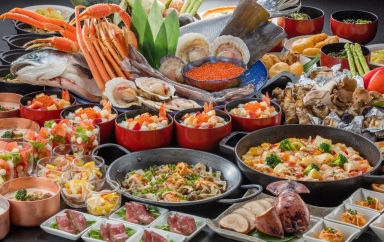 ホテルアソシア豊橋 レストラン ロジェール コースの画像
