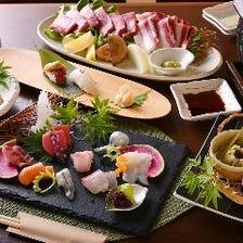 【豪華絢爛】青森県産食材の饗宴