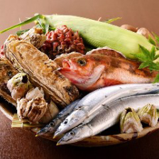 鮮度に拘り抜いた海鮮料理