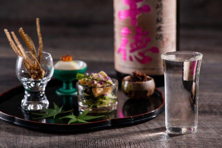 九州・山口の地酒×酒肴