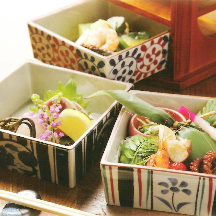 お肉も魚も味わえる1日20食限定の『高槻和膳ランチ』