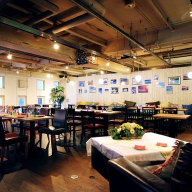 HANAZONO CAFE  店内の画像