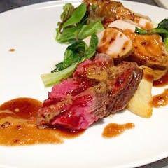 フランス料理 ブイヨン  コースの画像