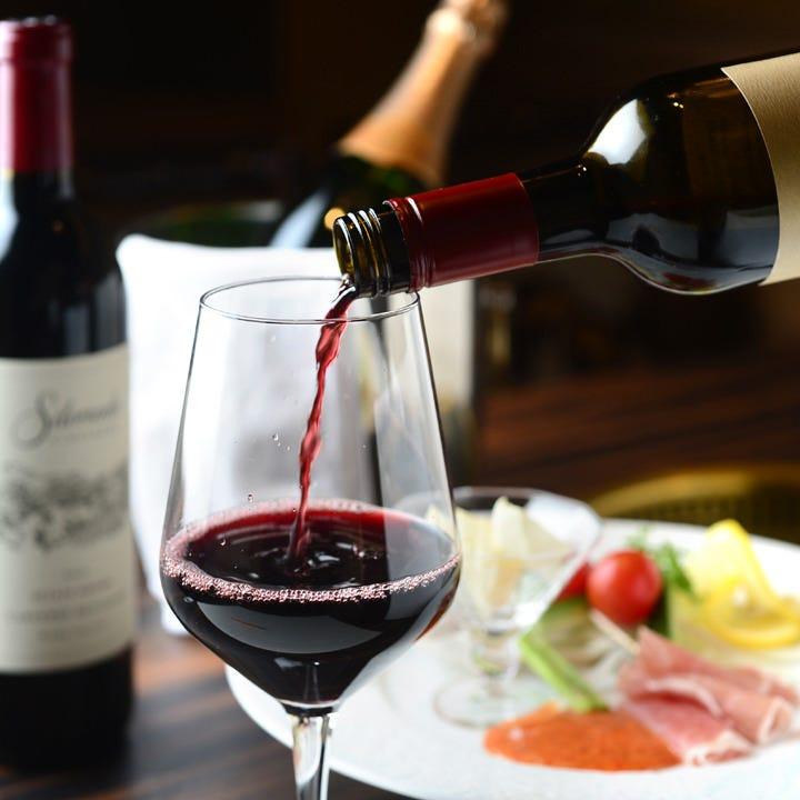 上質肉×ワインのマリアージュを堪能